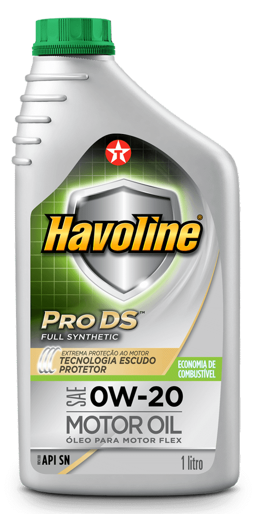 HAVOLINE PRODS FULL SYNTHETIC MOTOR OIL SAE 0W-20  - E-Shop Autostore - A loja do Canal Auto Didata