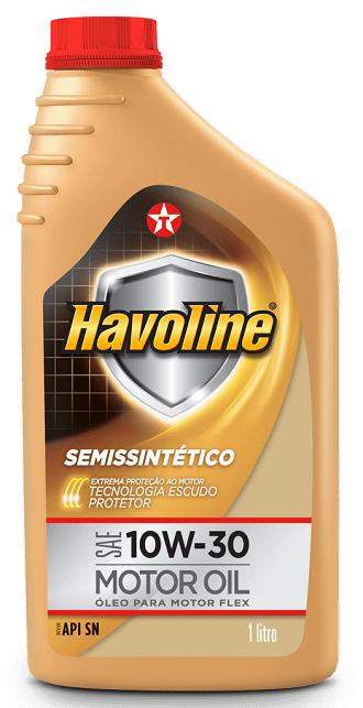 HAVOLINE SEMISSINTÉTICO SAE 10W-30  - E-Shop Autostore - A loja do Canal Auto Didata