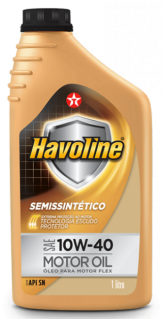 HAVOLINE SEMISSINTÉTICO SAE 10W-40  - E-Shop Autostore - A loja do Canal Auto Didata
