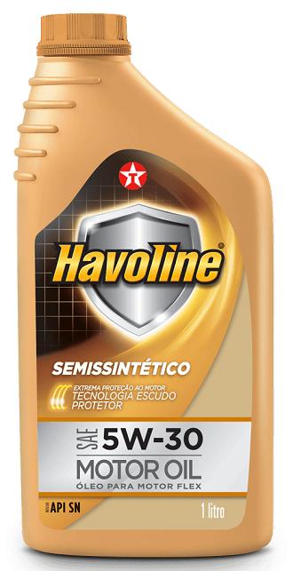 HAVOLINE SEMISSINTÉTICO SAE 5W-30  - E-Shop Autostore - A loja do Canal Auto Didata