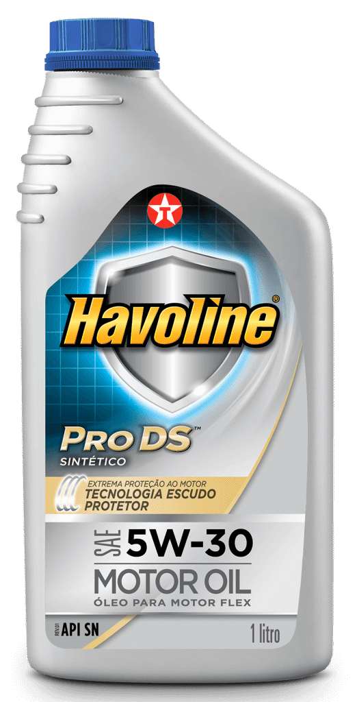 HAVOLINE SINTÉTICO SAE 5W-30  - E-Shop Autostore - A loja do Canal Auto Didata