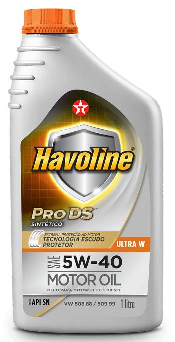 HAVOLINE ULTRA W SAE 5W-40  - E-Shop Autostore - A loja do Canal Auto Didata