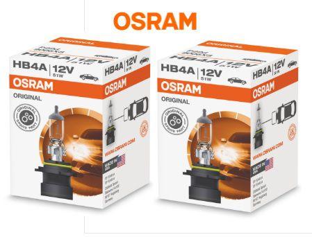 HB4 12V OSRAM Classic 51W  - E-Shop Autostore - A loja do Canal Auto Didata