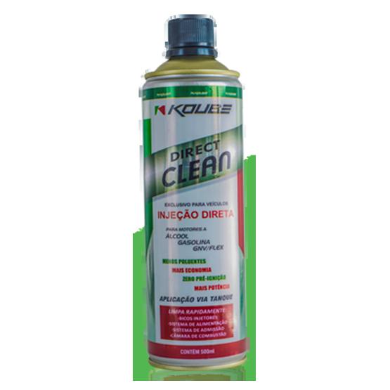 Koube Direct Clean 500ml (Para sistemas de injeção direta)  - E-Shop Autostore - A loja do Canal Auto Didata