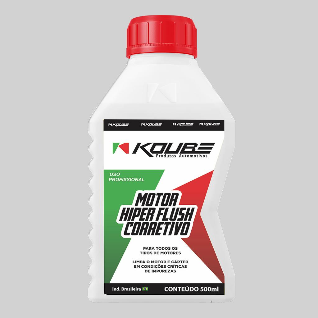 Koube Motor Hiper Flush Corretivo  - E-Shop Autostore - A loja do Canal Auto Didata