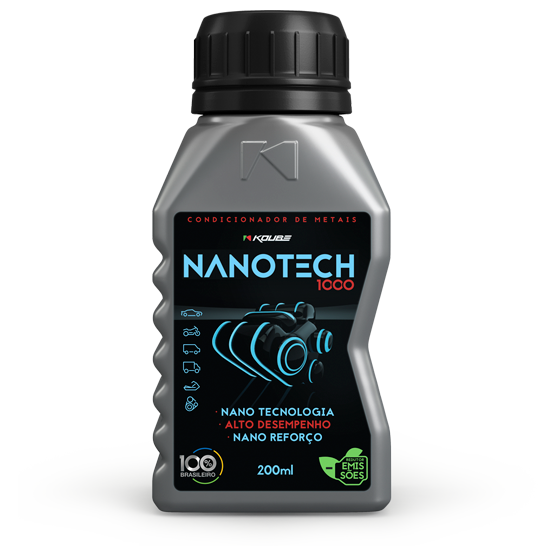 Koube Nanotech 1000  - E-Shop Autostore - A loja do Canal Auto Didata