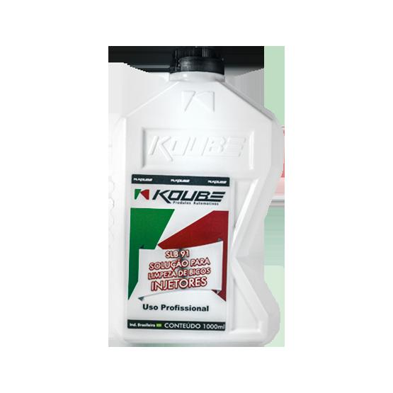 Koube SLB91 Solução para limpeza de bicos injetores  - E-Shop Autostore - A loja do Canal Auto Didata