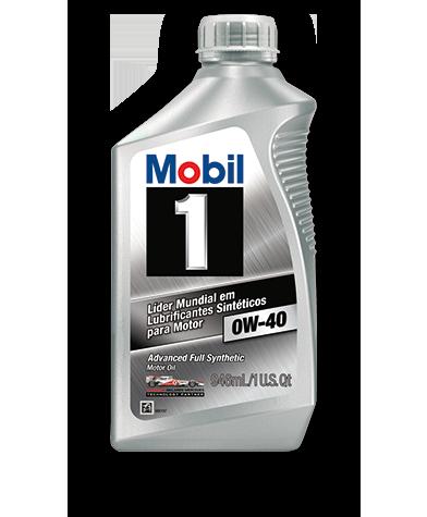 MOBIL 1™ FS 0W-40  - E-Shop Autostore - A loja do Canal Auto Didata