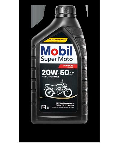 MOBIL SUPER MOTO™ 4T20W-50  - E-Shop Autostore - A loja do Canal Auto Didata