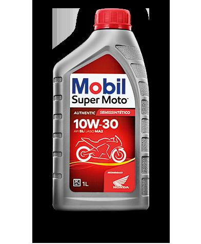 MOBIL SUPER MOTO™ AUTHENTIC 10W-30  - E-Shop Auto Store - A loja do Canal Auto Didata