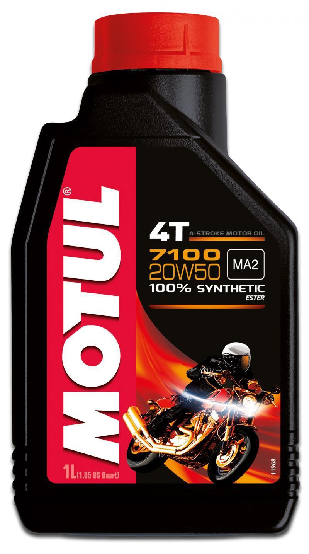 MOTUL 7100 4T 20W50  - E-Shop Autostore - A loja do Canal Auto Didata