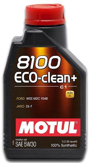 MOTUL 8100 ECO-clean+ 5W30  - E-Shop Autostore - A loja do Canal Auto Didata
