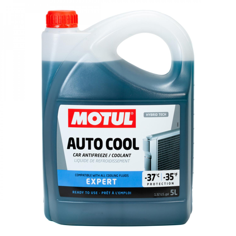 MOTUL Auto Cool Inugel Expert Pronto Uso Azul Híbrido 5L  - E-Shop Autostore - A loja do Canal Auto Didata