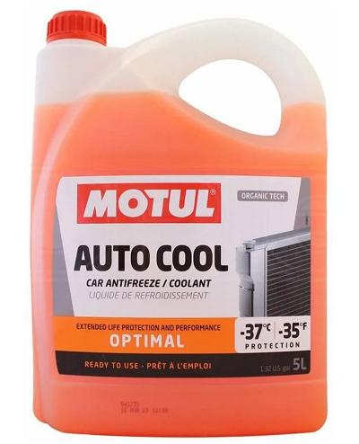 MOTUL Auto Cool Inugel Optimal Ultra 5L (Para diluir - Rende até 10L)  - E-Shop Autostore - A loja do Canal Auto Didata