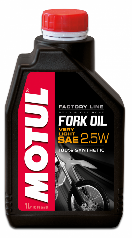 MOTUL FORK OIL FACTORY LINE 2.5W  - E-Shop Autostore - A loja do Canal Auto Didata