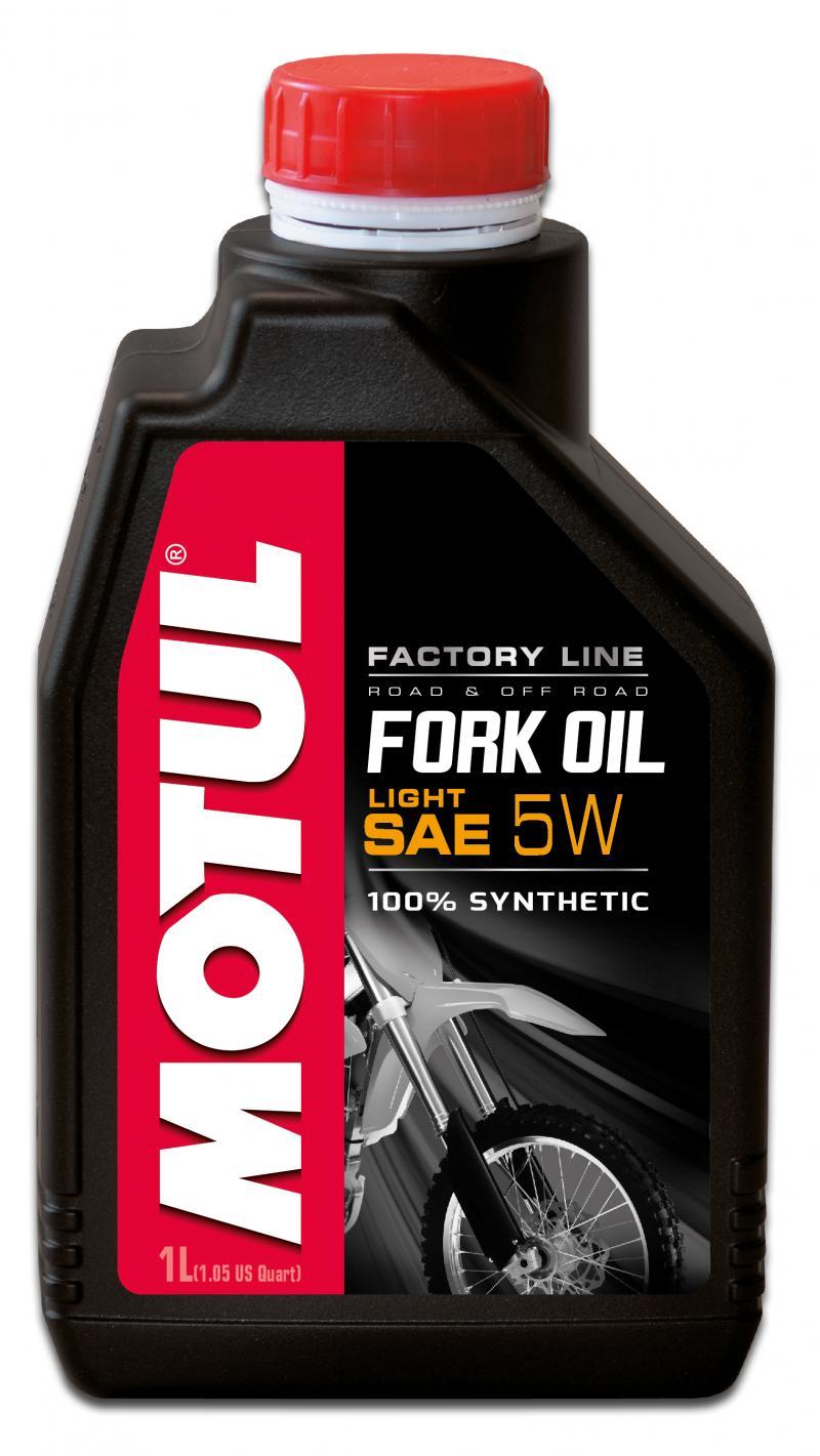 MOTUL FORK OIL FACTORY LINE 5W  - E-Shop Autostore - A loja do Canal Auto Didata