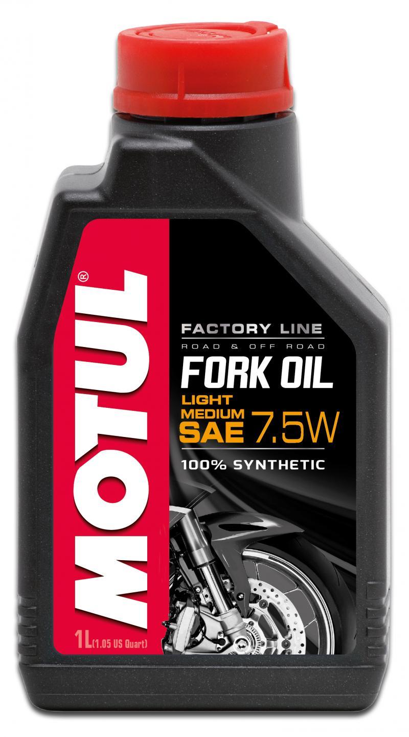 MOTUL FORK OIL FACTORY LINE 7.5W  - E-Shop Autostore - A loja do Canal Auto Didata
