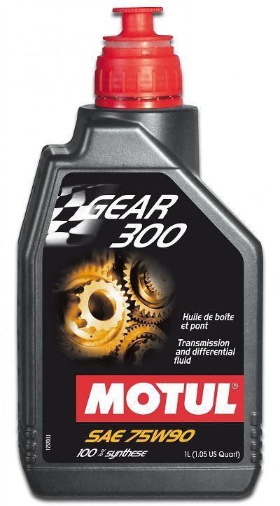 MOTUL GEAR 300 75W90  - E-Shop Autostore - A loja do Canal Auto Didata