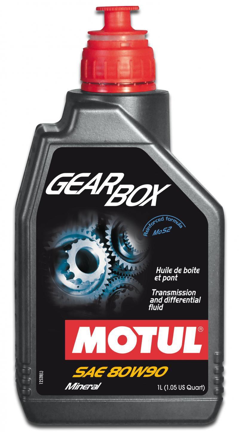 MOTUL Gearbox 80W90 para diferencial.  - E-Shop Autostore - A loja do Canal Auto Didata