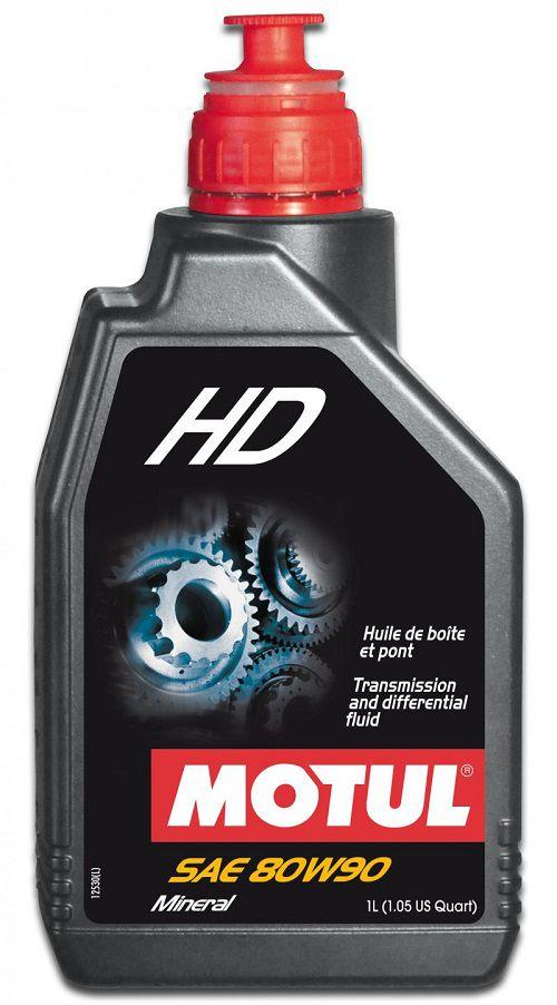 MOTUL HD 80W90 para diferencial  - E-Shop Autostore - A loja do Canal Auto Didata