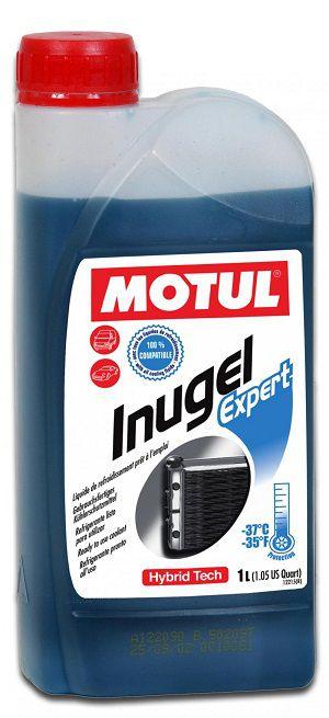 MOTUL Inugel Expert Pronto Uso Azul Híbrido  - E-Shop Autostore - A loja do Canal Auto Didata