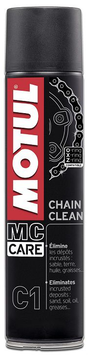 MOTUL MC CARE ™ C1 CHAIN CLEAN  - E-Shop Autostore - A loja do Canal Auto Didata