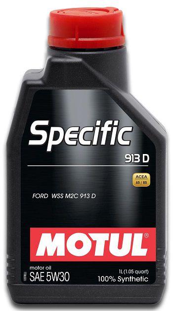 MOTUL Specific 913D 5W30   - E-Shop Autostore - A loja do Canal Auto Didata