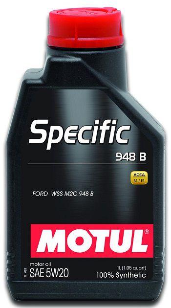 MOTUL Specific 948B 5W20  - E-Shop Autostore - A loja do Canal Auto Didata