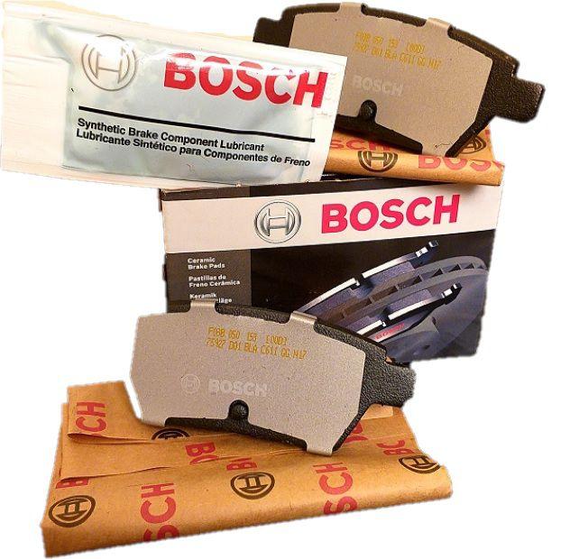 Pastilhas TRASEIRAS BOSCH CERAMIC FUSION 2006/2012 FORD/MERCURY/LINCOLN  - E-Shop Autostore - A loja do Canal Auto Didata