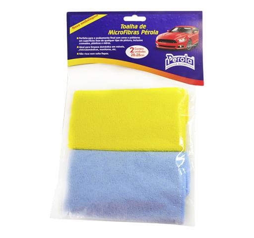 Toalhas de Microfibra Pérola  - E-Shop Autostore - A loja do Canal Auto Didata