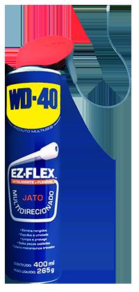 WD-40®  EZ-FLEX - 400ML JATO MULTIDIRECIONÁVEL  - E-Shop Autostore - A loja do Canal Auto Didata