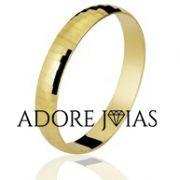 Aliança de Casamento em Ouro 18k Michele