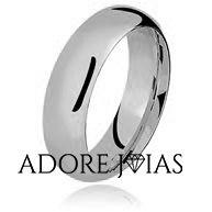 Aliança de Casamento em Ouro 18 k Ângela