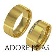 Aliança de Casamento em Ouro 18 k Brisbane