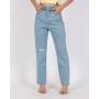 Calça Jeans Cropped Clara