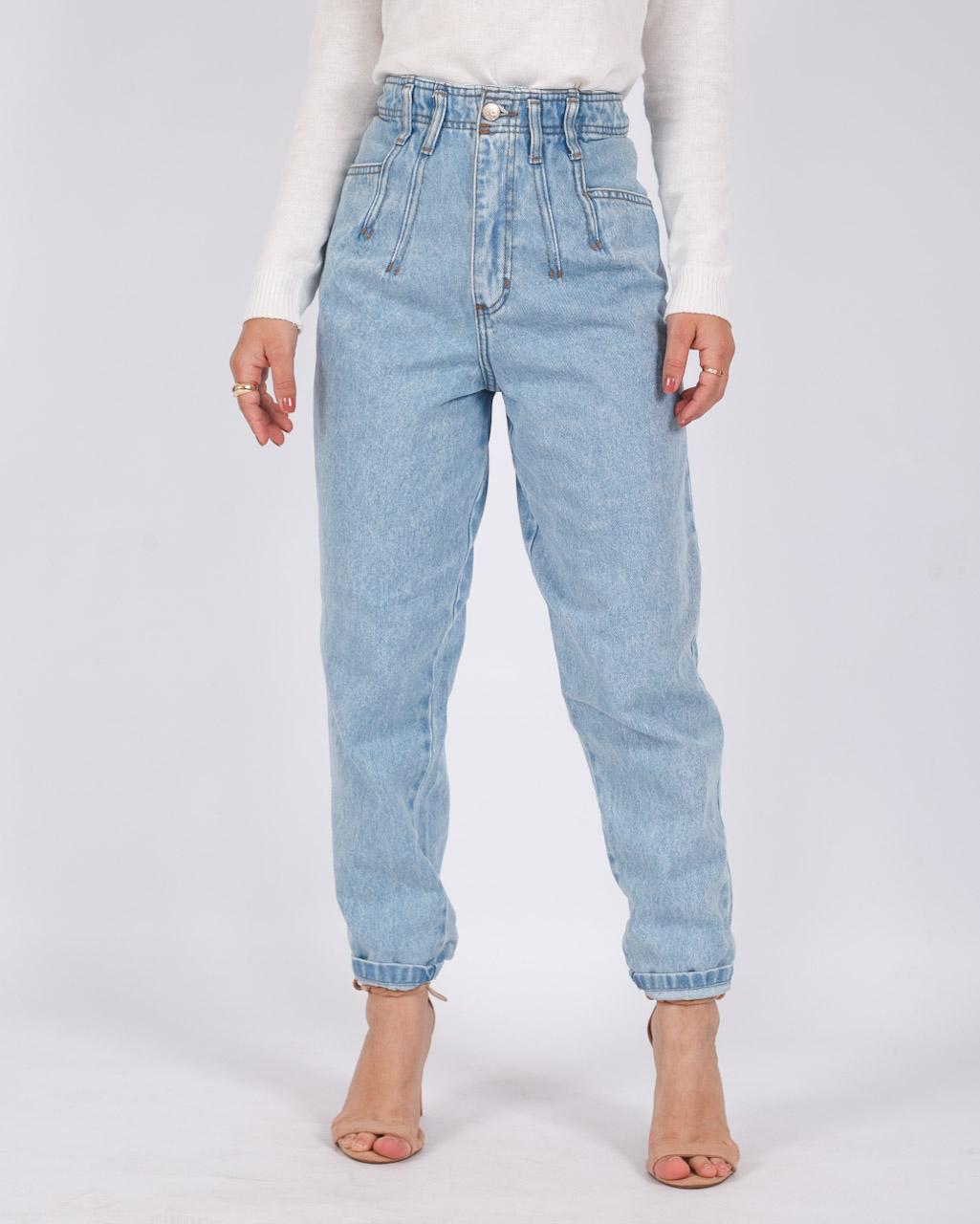 Calça Jeans Pences Frente