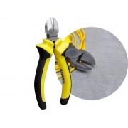 """Alicate Corte Diagonal 6"""" 150mm Hammer Al-7200 Aço Carbono Niquelado"""