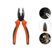 Alicate Universal 8 Pol. Trx Infinity Tools Cabo Emborrachado
