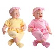 Brinquedo Boneca Baby Dolls Bambola Com Acessórios