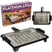 Churrasqueira Elétrica Platinum Gril Plus Anurb 1700w