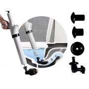 Desentupidor Vertical C/ Controle De Pressão Globalmix GT500