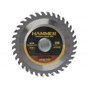 """Disco De Corte Para Madeira 36 Dentes Widea Hammer DS-1100 4.3/8"""""""