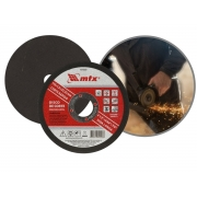 Disco De Corte 4.1/2 Pol.115mm Mtx 7432655 Metal