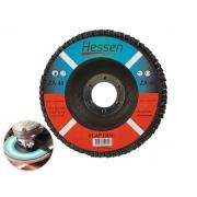 "Disco Flap Hessen  ZA40 4.1/2"""