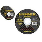 Disco De Corte Hammer Di-1000 Inox Metal 115mm