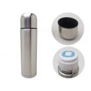 Garrafa Térmica 500ml Homeflex FXH-454 Aço Inox Resistente