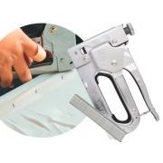 Grampeador Manual C/ Ajuste De Pressão MTX 409029