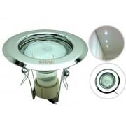 Lâmpada de Embutir Bronze Arte Llum KHD-0219CR2 50w Cromo