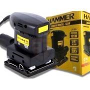 Lixadeira Orbital 135w Hammer Lo-200 1/4 De Lixa 10 Polegadas