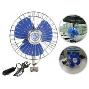 """Mini Ventilador Com Presilha Western V-501 Para Automóveis 12w 6"""""""